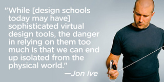 Jon Ive On the Danger Of Sophisticated Tools