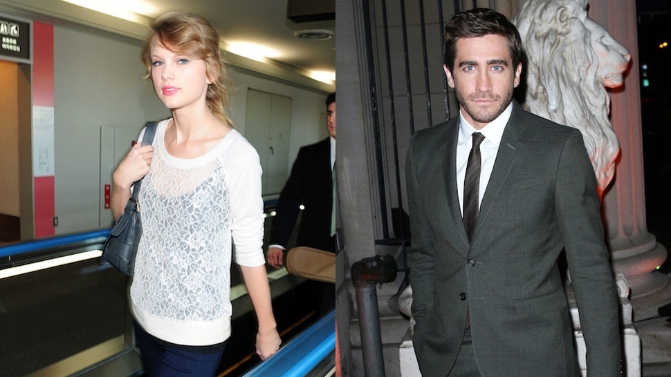 Taylor Swift and Jake Gyllenhaal's Maple-tinged Thanksgiving Lovefest