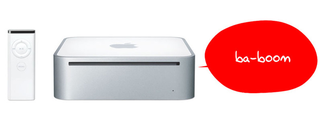 New Mac Mini Will Use Nvidia Chipset (Helloooo Full HD Video)