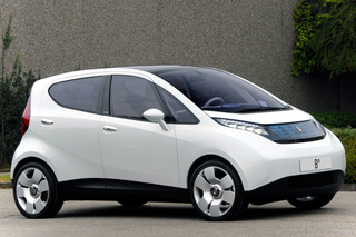 Pininfarina B0 Electric Car: 153 Mile Range, 80 MPH Top Speed!