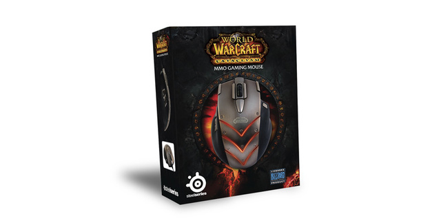 Not Even Gaming Mice Can Escape World Of Warcraft's Cataclysm