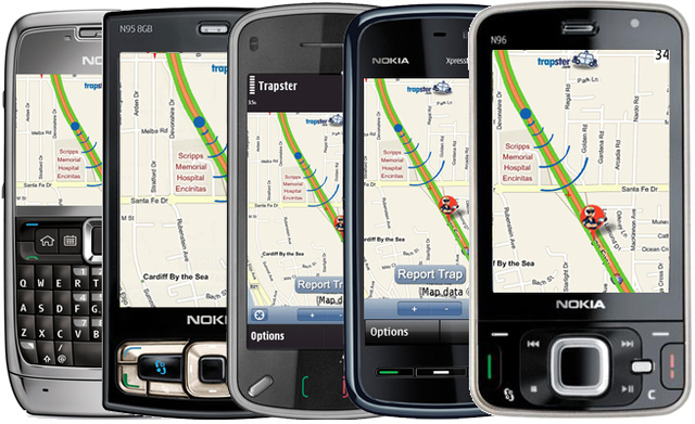 Trapster Is a Free Mobile App to Help You Avoid Speed Traps