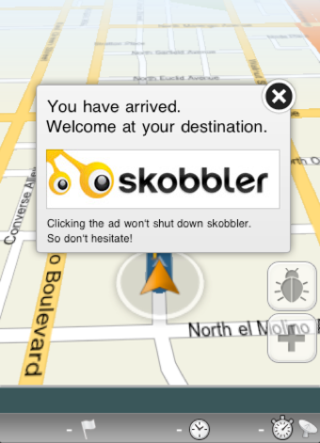 Skobbler Brings Free Turn-by-Turn Navigation to Your iPhone