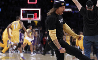 Lakers Win Officially Destroys Rock-N-Roll