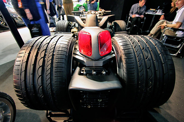 $283,000 Quad Bike Powered By 500 HP Turbocharged BMW V12