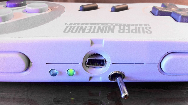 Where Were You 20 Years Ago Wireless-Super-Nintendo-Controller-Mod?