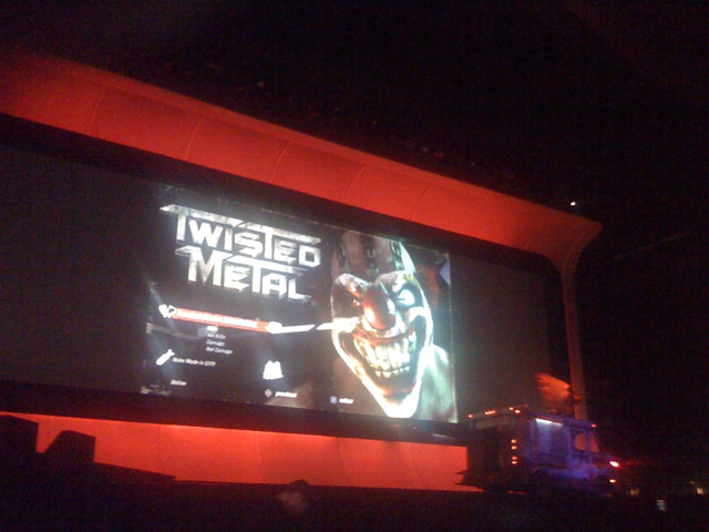 Twisted Metal Comes to the PS3