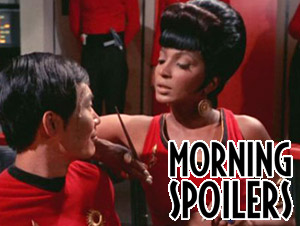 Zoe Saldana talks Star Trek 2 Action. Plus the Ladies of Zombieland!