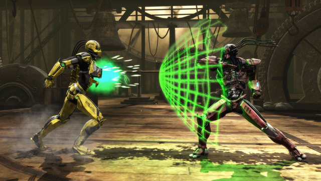 Killing My Boss With Cyrax & Kitana In Mortal Kombat