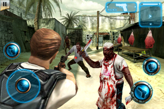Zombie Infection: Resident Evil Done the Same