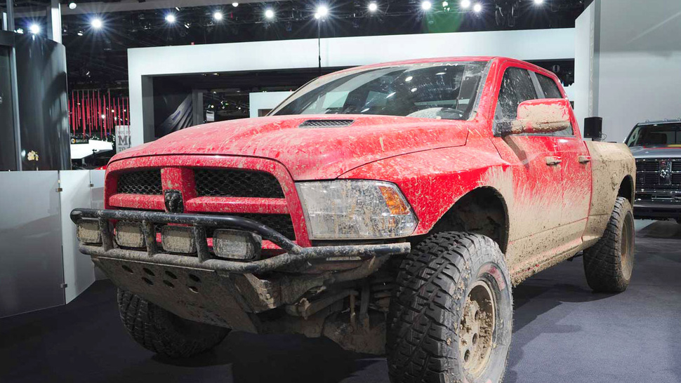 2011 Ram Runner: A Raptor Fighter You Can Buy