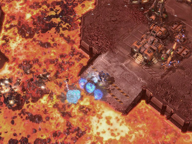Blizzard Deploys StarCraft II's First Official Custom Map