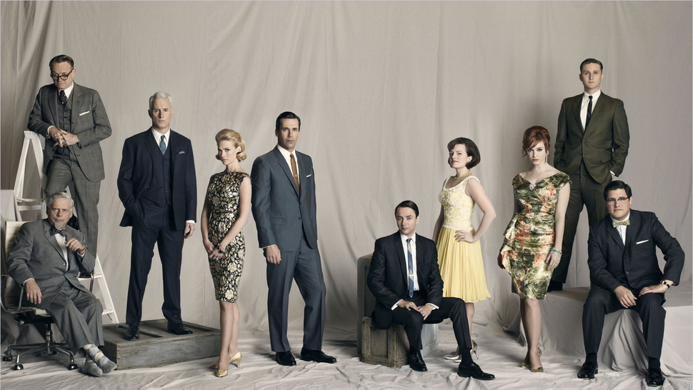 Is <em>Mad Men</em>'s Promo Material Giving Away Plot Points?
