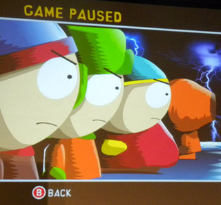 South Park Tower Defense's Working Titles Sucked
