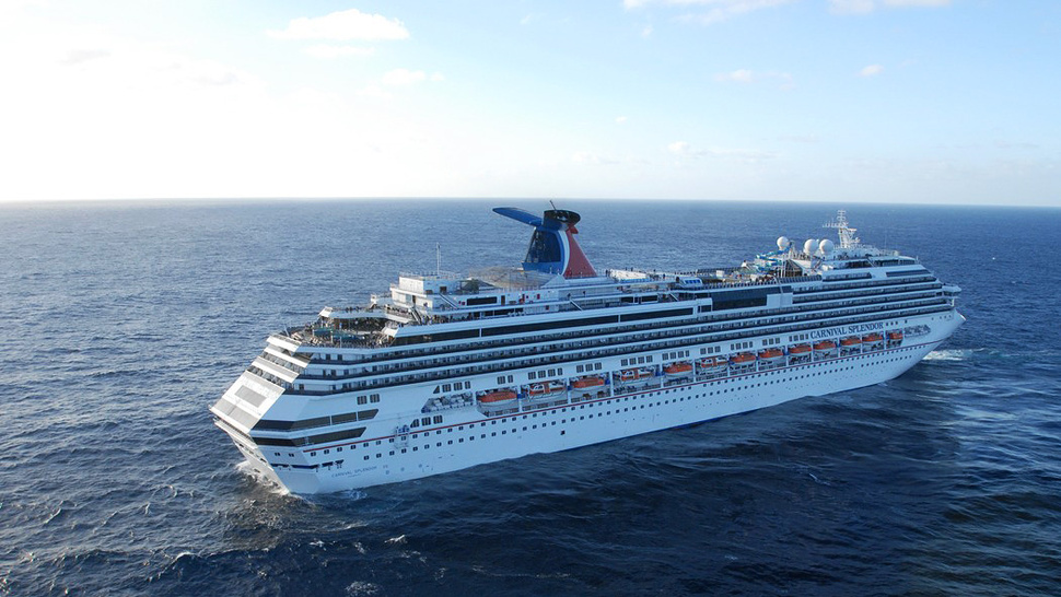 Is the Carnival Splendor Cruise Ship Cursed?