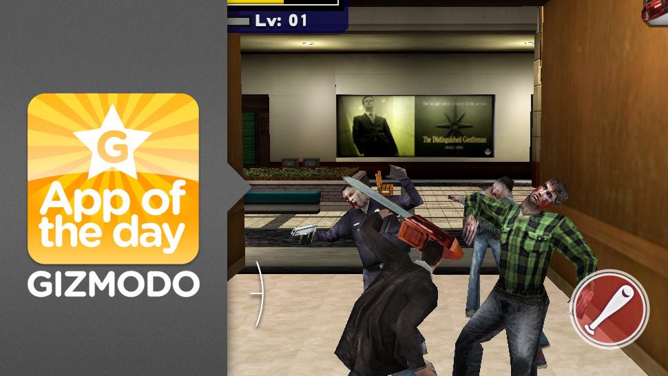 App of the Day: Dead Rising Mobile for iPhone
