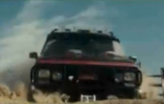 First A-Team Trailer: Yes, It's The Same Ol' GMC Van!
