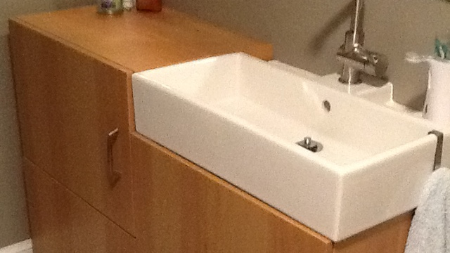if remodeling and need to add space in bathroom or turning a closet into a half bath you may have need of a tiny bathroom vanity. Ikea Bathroom Vanity Sink  Ikea Plumbing Partsjpg  Admirable Dark