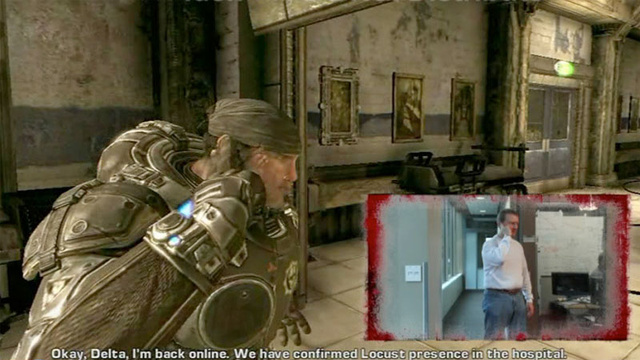 Gears Of War For Kinect An On-Rails Shooter, Says Source
