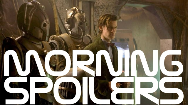 Secrets of Iron Man 3 Revealed? Plus Steven Moffat talks Doctor Who's future!