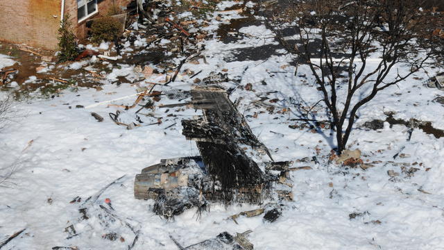Aftermath Photos of the F-18 Crash Show How Lucky Everyone Was