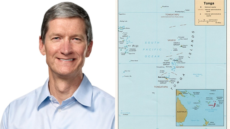 Click here to read Tim Cook Makes More Than the GDP of the Kingdom of Tonga