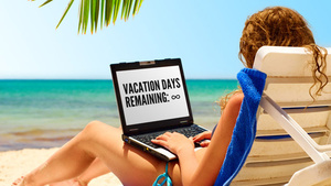Tell Your Boss: Unlimited Vacation Actually Increases Productivity