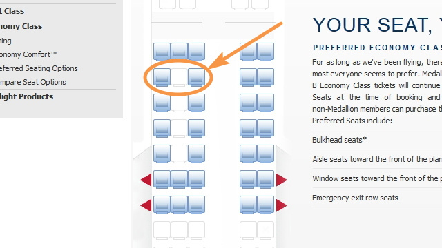 Get an Empty Seat Next to You on Your Next Flight by Booking the Window and Aisle Seat