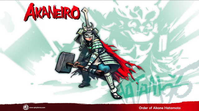 Akaneiro Is the Next Game from American McGee's Spicy Horse