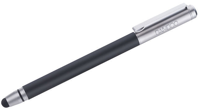 Wacom's Ballpoint Touchscreen Stylus Works with Paper Tablets, Too