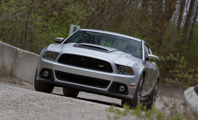 2013 Roush Stage 3 Mustang: Press Photos