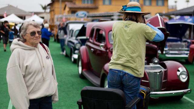 The Ten Worst Things People Do At Car Shows