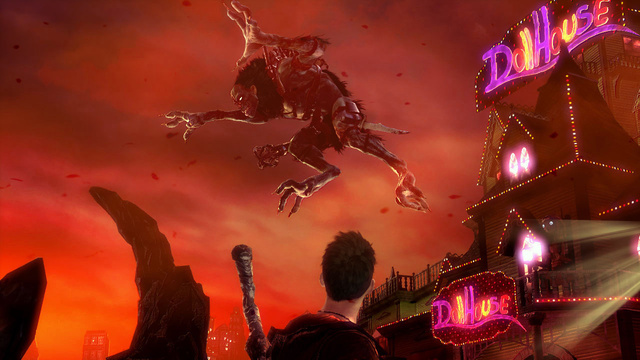 The New Devil May Cry Seems a Lot Like The Old Devil May Cry