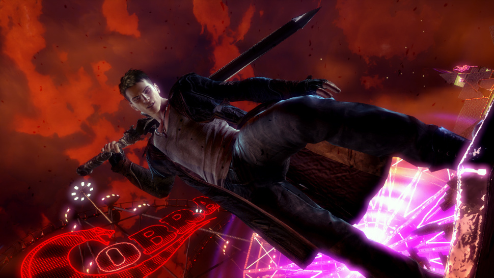 The New <em>Devil May Cry</em> Seems a Lot Like The Old <em>Devil May Cry</em>