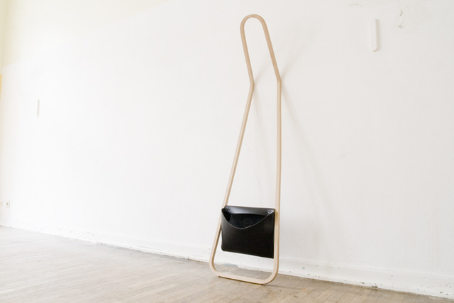 A Coat Rack so Attractive, You Might Not Want to Hang a Coat on It at All