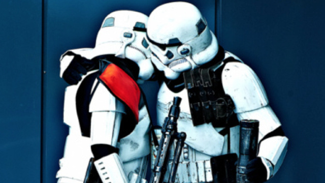Anti-Gay Star Wars Complainers Now Complaining About Spambots