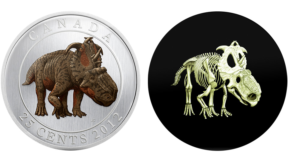 Click here to read Glow-in-the-Dark Dinosaur Quarter Is Actual Legal Tender