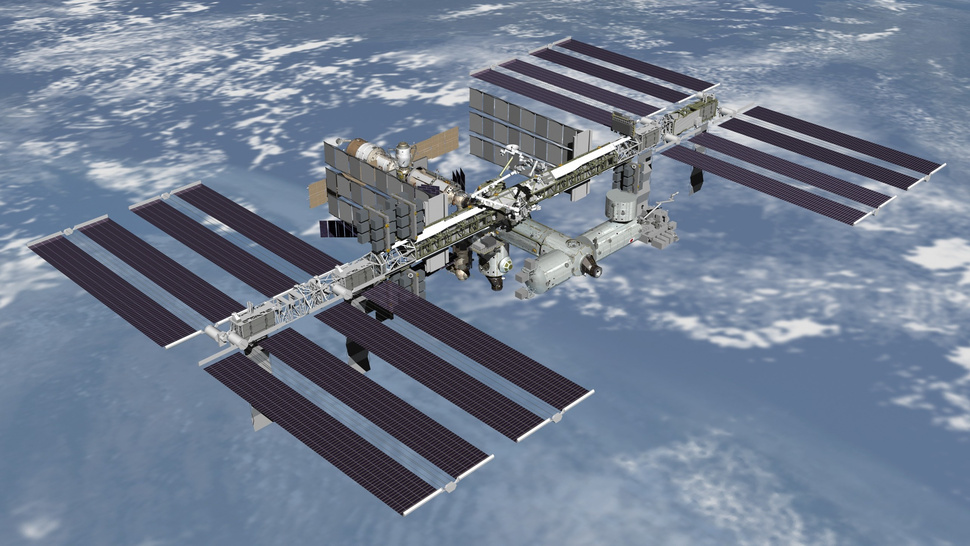 The International Space Station is ready to make its own booze