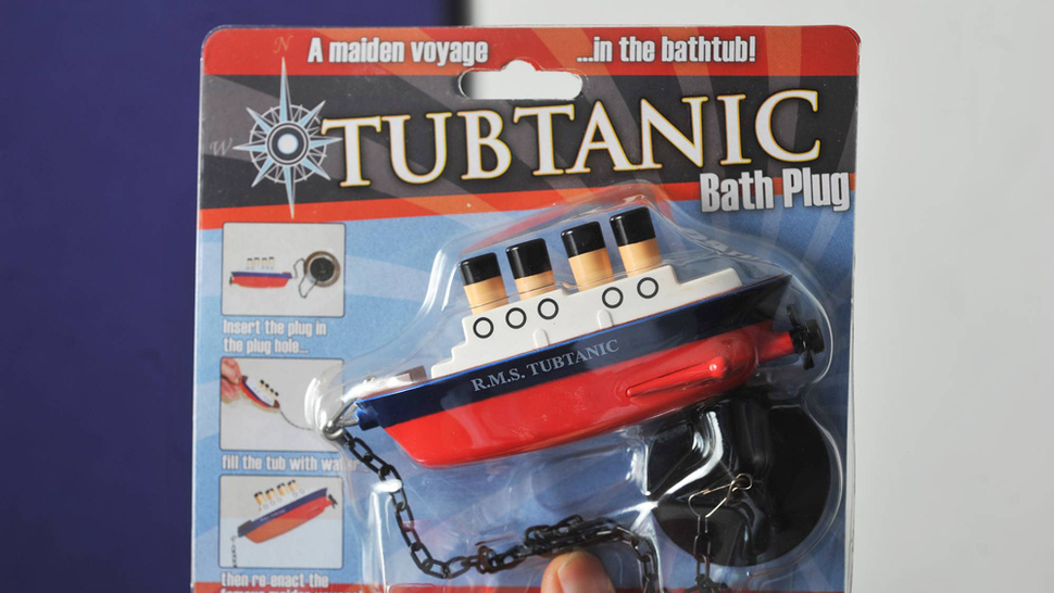 Titanic Bath Plug Maker Icy Toward Offended Relatives Of Titanic Victims (UPDATE)