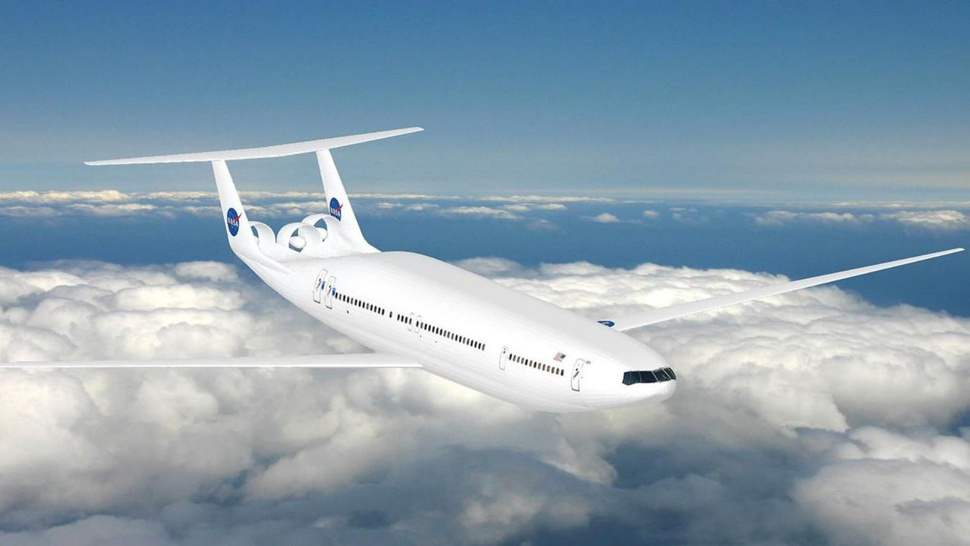"Are MIT's ""Double Bubble"" Planes the Future of Air Travel?"