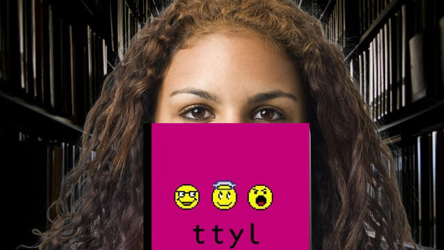 The Most Frequently Challenged Book Features Scandalous Texts and Dubious Emoticons