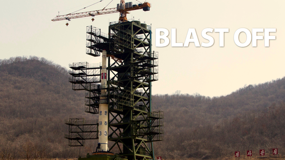 Click here to read North Korea's Big Bad Missile Launch Begins (Updated)
