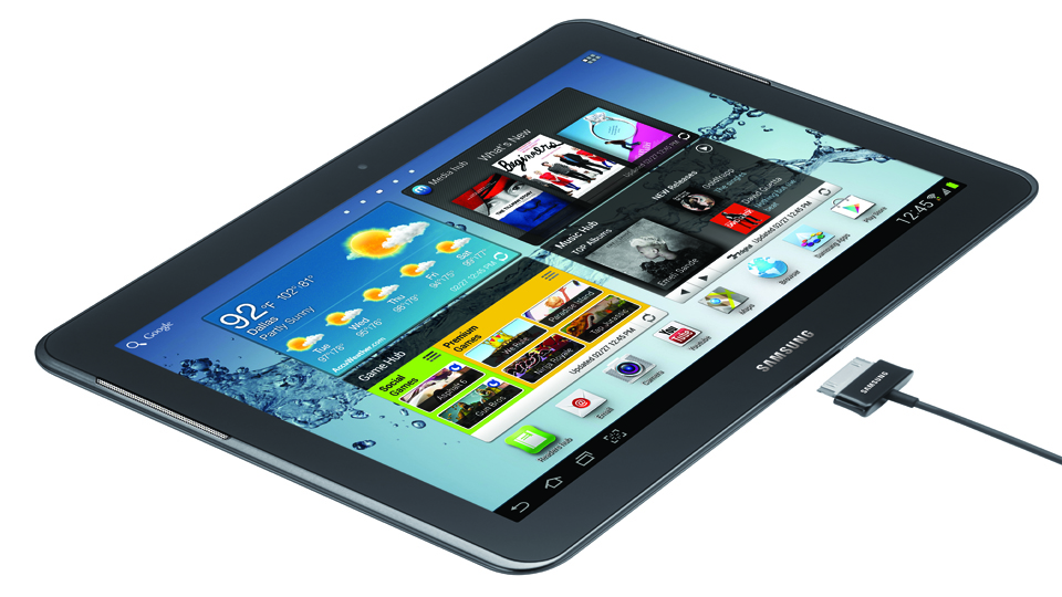 Click here to read Samsung Galaxy Tab 2: A Little Better, a Little Cheaper