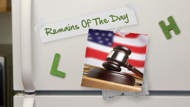 Click here to read Remains of the Day: The United States Sues Apple