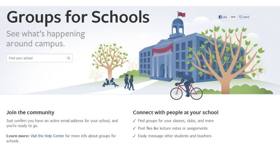 "Click here to read Facebook's ""Groups for Schools"" Is a Walled Garden of Higher Education"