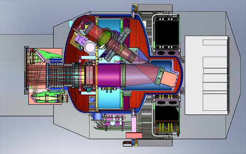 World's Most Advanced Infrared Spectrometer Can Nearly See the Beginning of Time