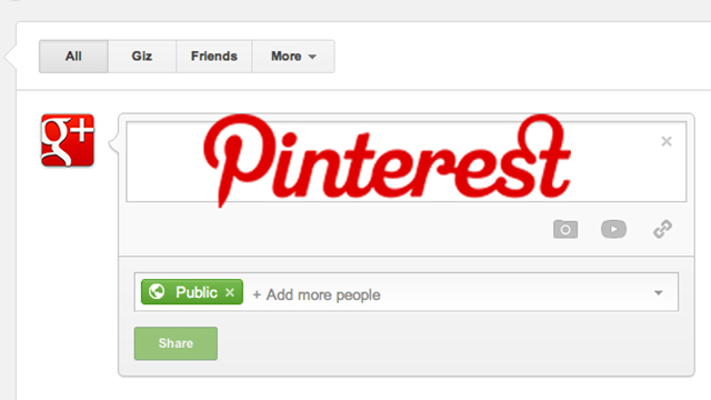How Pinterest Could Save Google