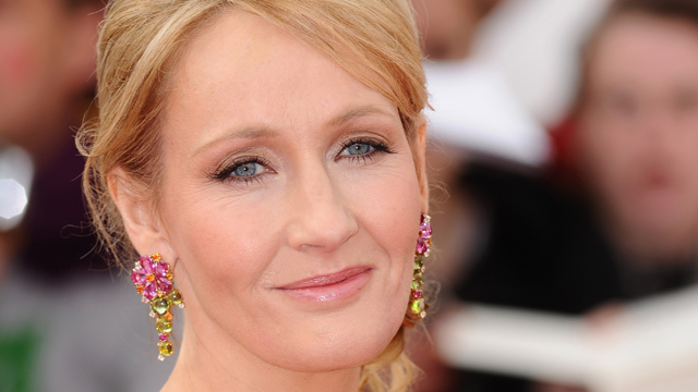 j.k. rowling - J.K. Rowling's First Post-Harry-Potter Book Is a Funny Story
