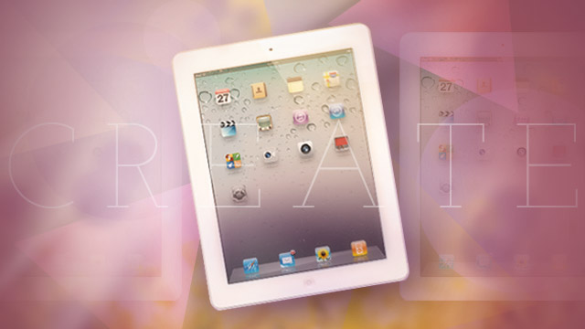 Click here to read Your iPad: The Creative Tool You Never Knew You Needed