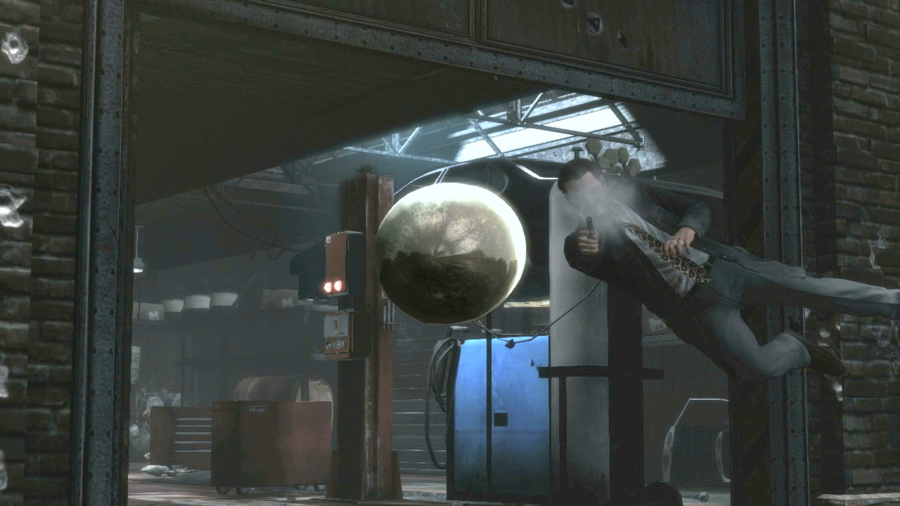 Click here to read Goddamn It, <em>Max Payne 3</em>'s Bullet Time Looks Amazing